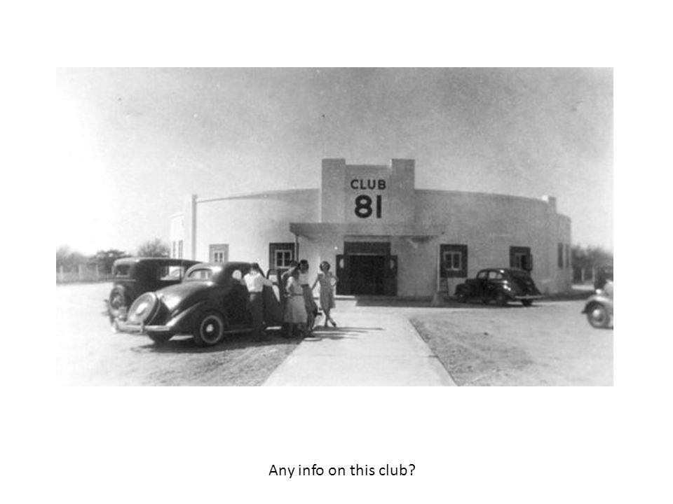Any info on this club