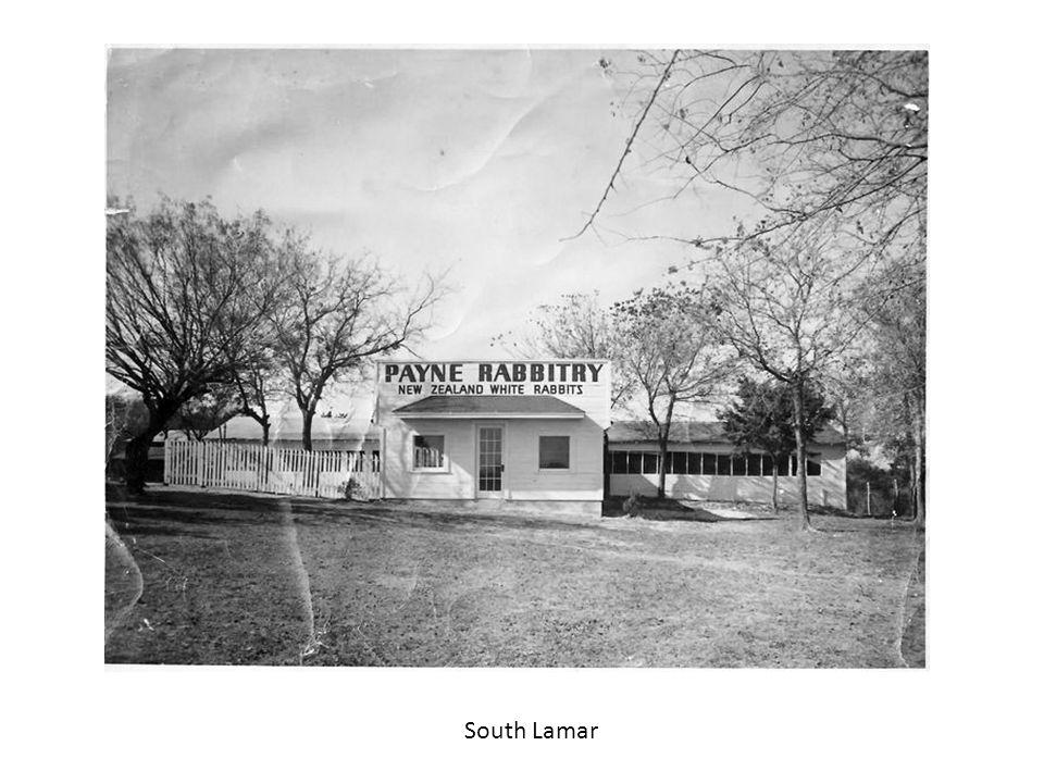 South Lamar