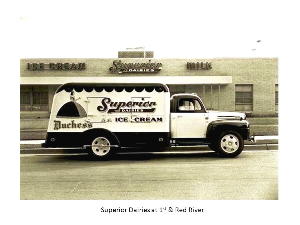 Superior Dairies at 1st & Red River