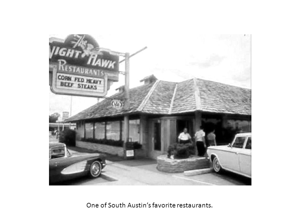 One of South Austin's favorite restaurants.