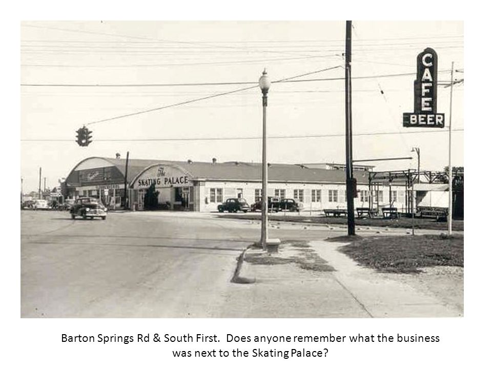 Barton Springs Rd & South First