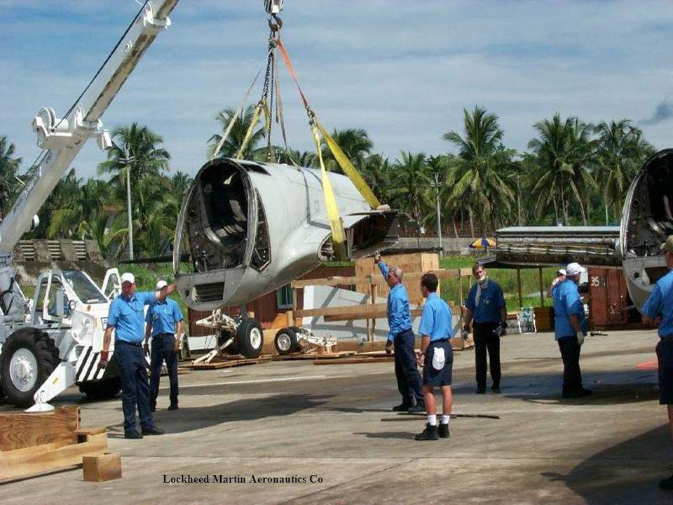 Lockheed Martin Aeronautics Co
