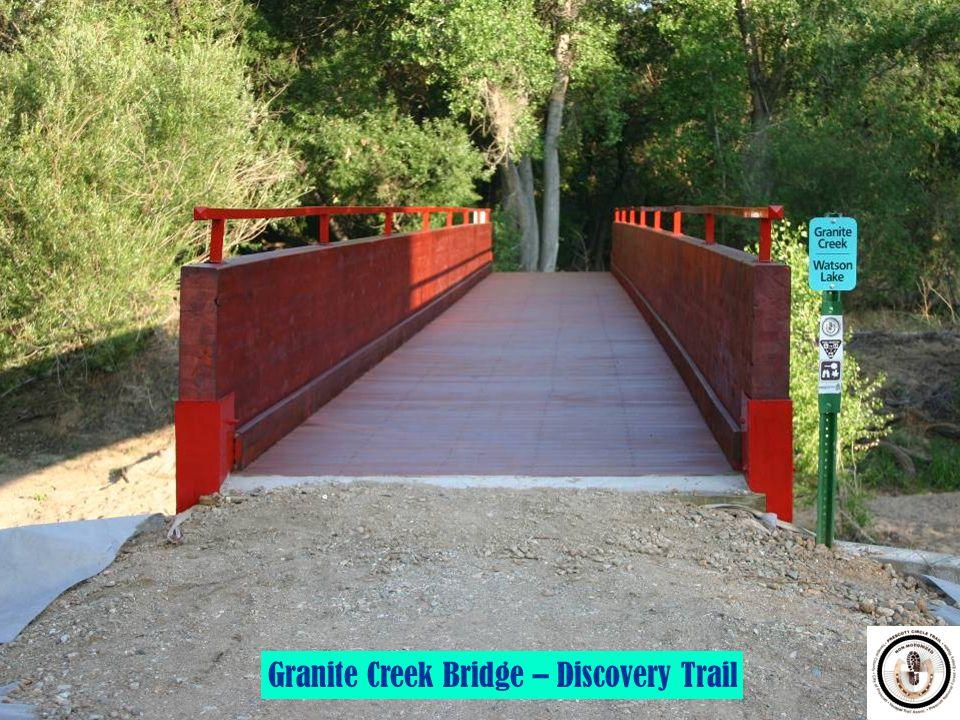 Granite Creek Bridge – Discovery Trail