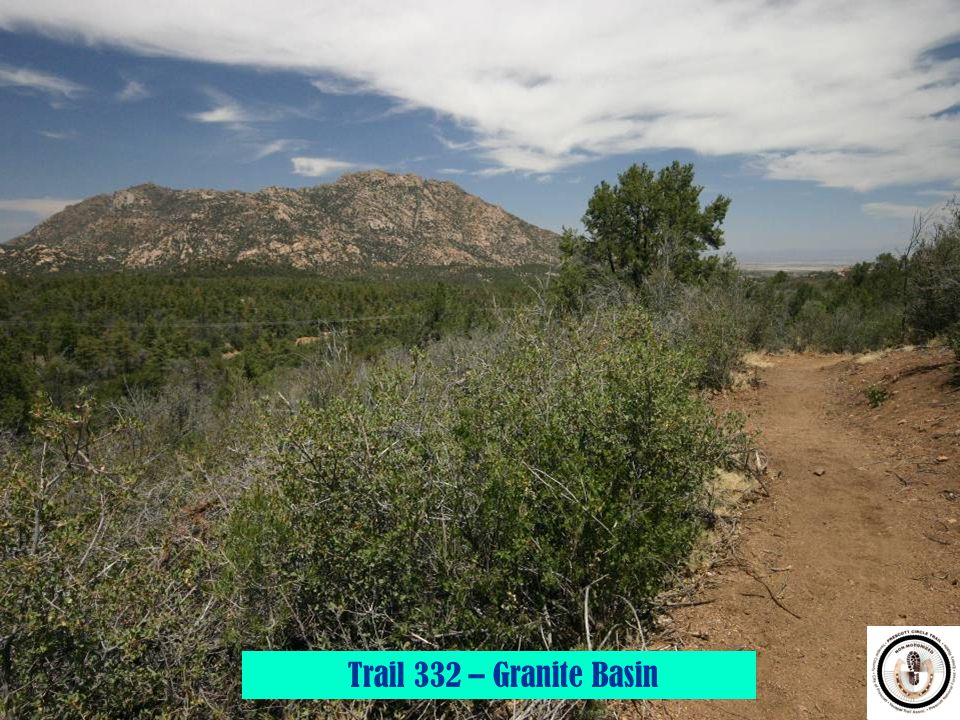 Trail 332 – Granite Basin
