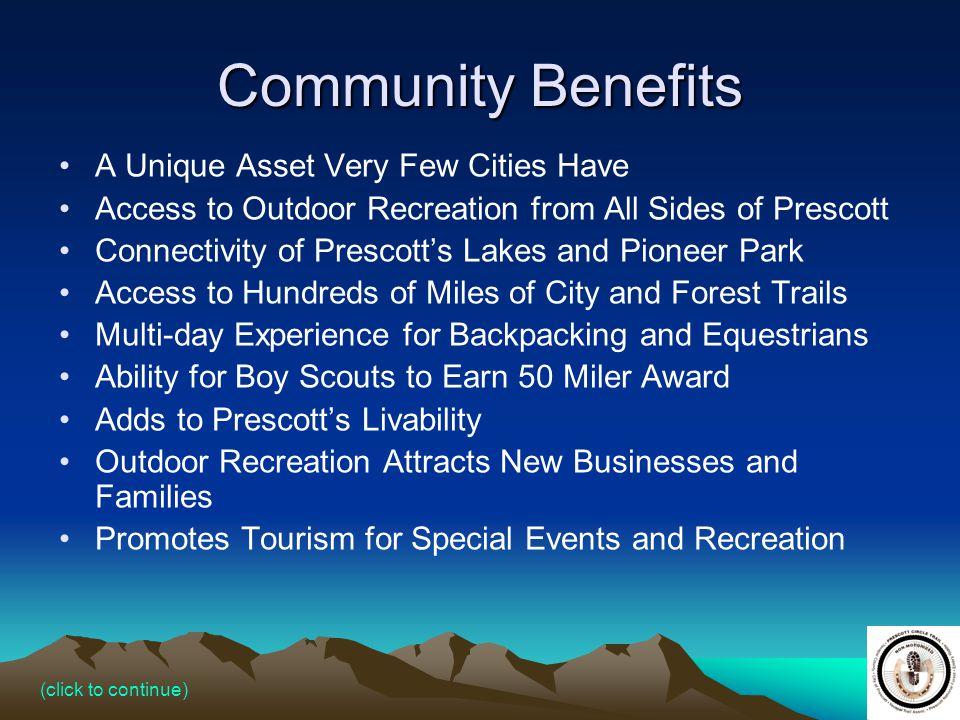 Community Benefits A Unique Asset Very Few Cities Have