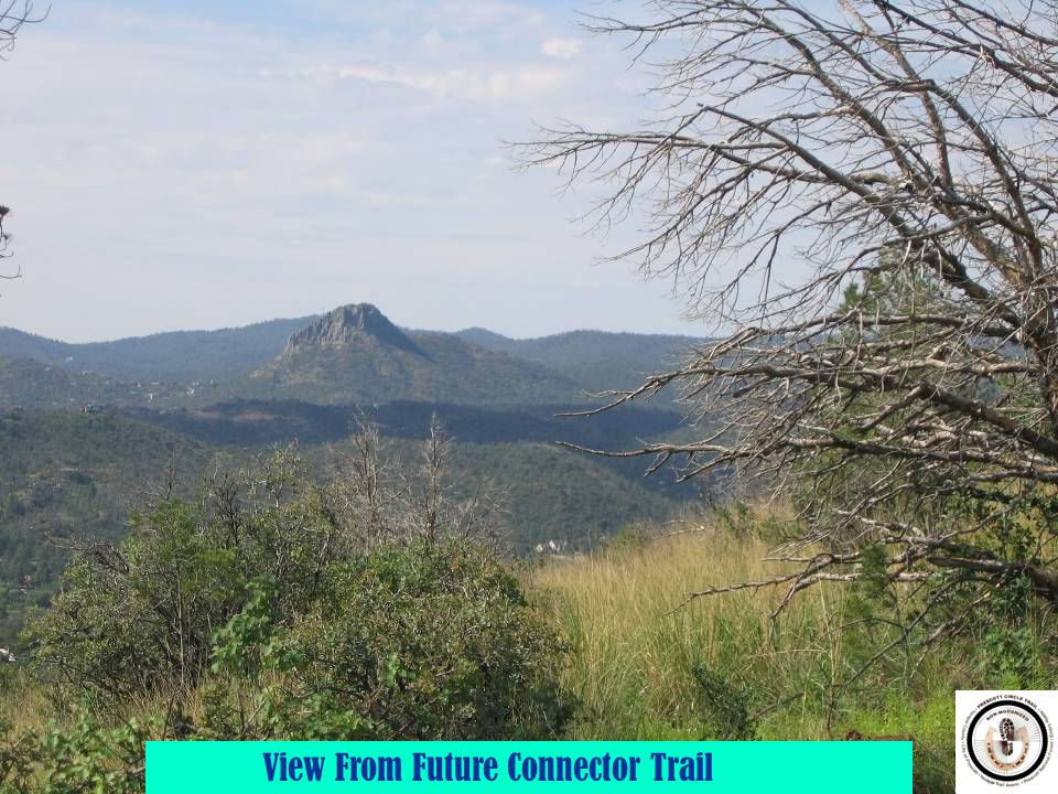 View From Future Connector Trail