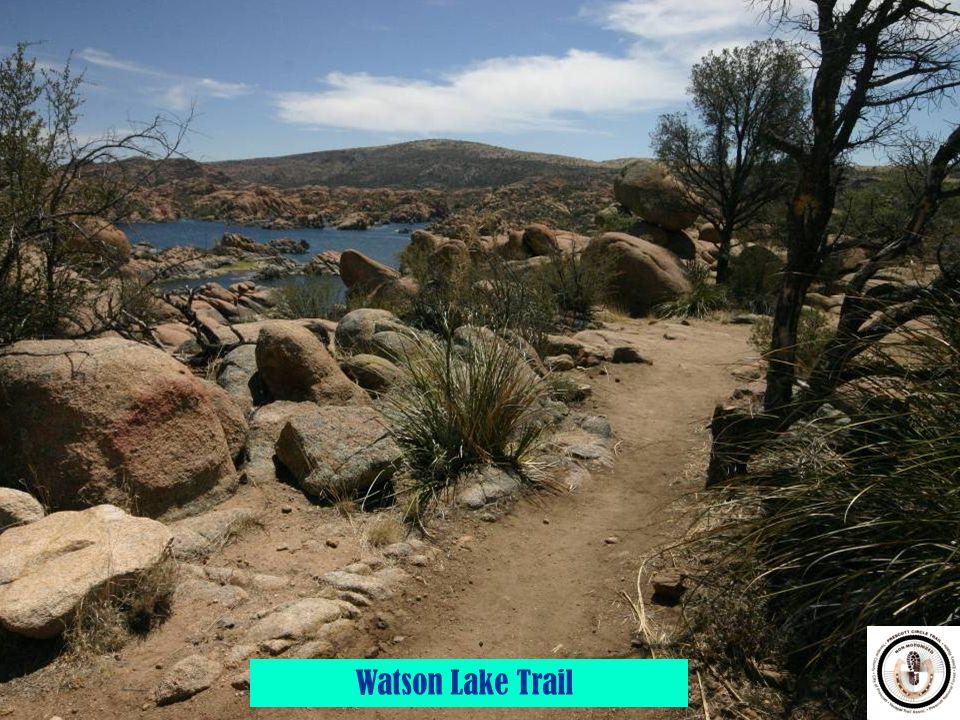 Watson Lake Trail