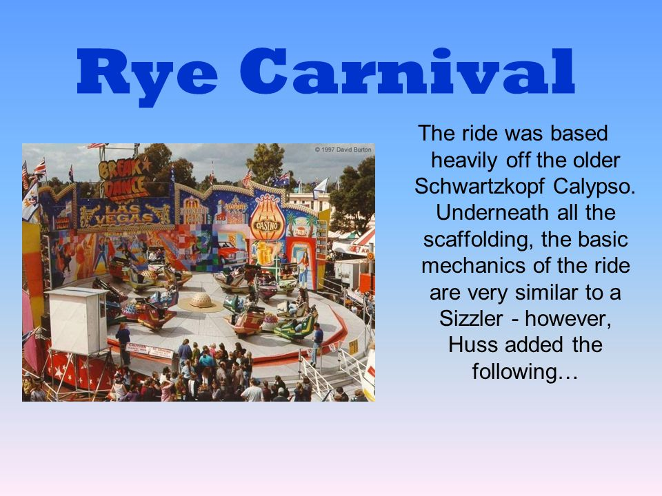 Rye Carnival