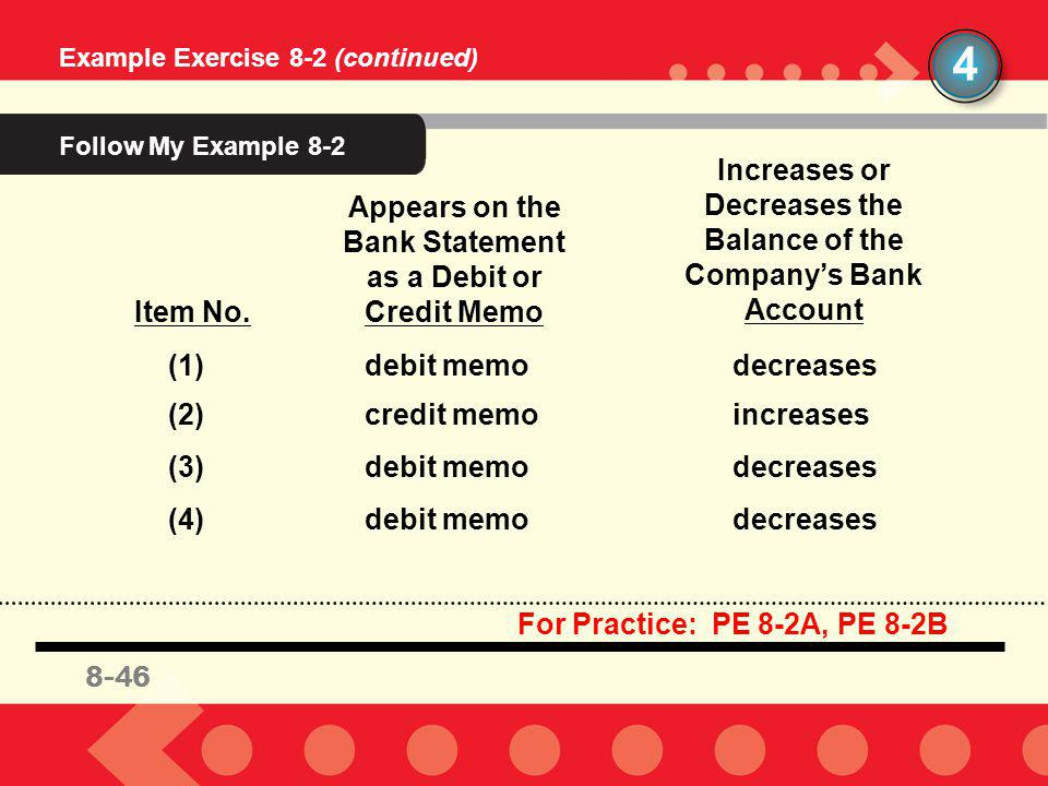 Example Exercise 8-2 (continued)