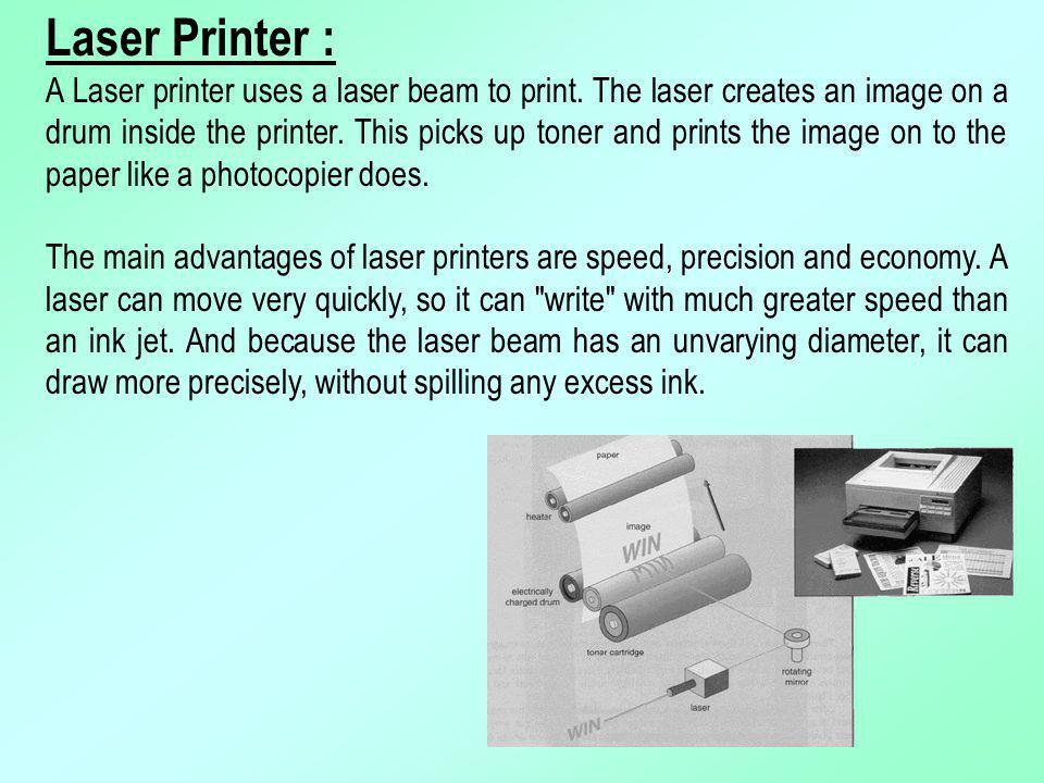 Laser Printer :