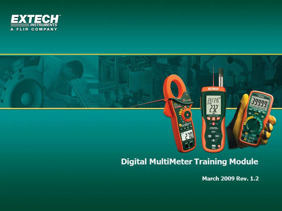 Digital MultiMeter Training Module