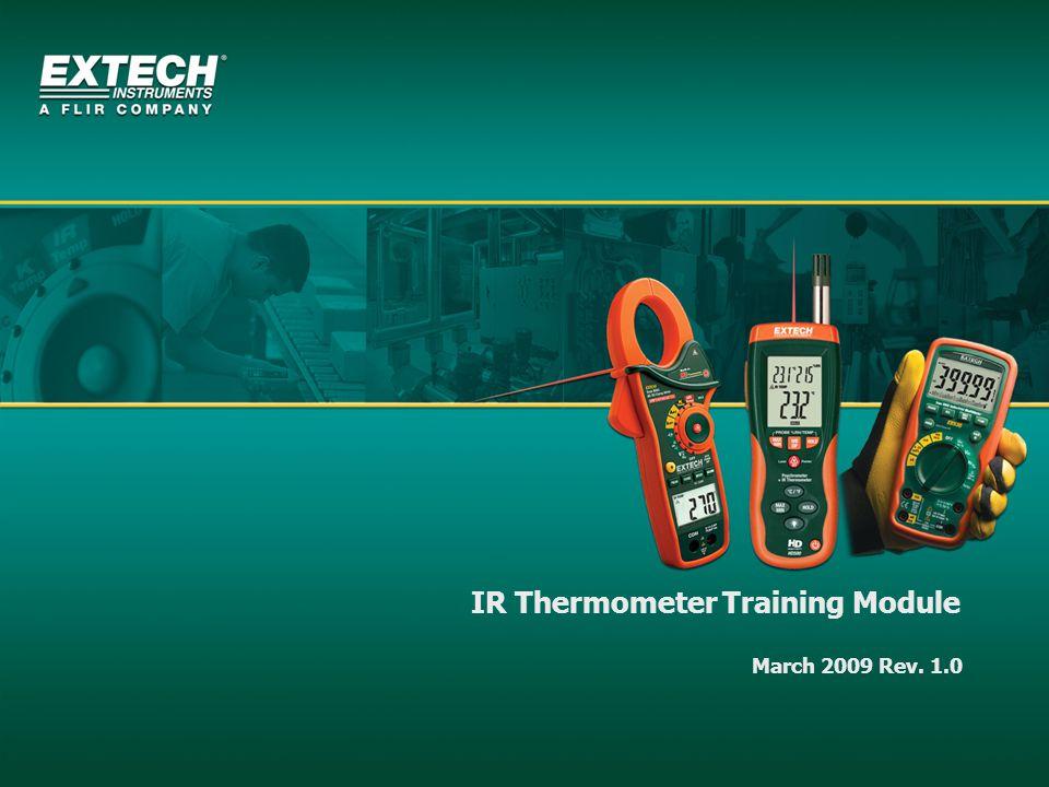 IR Thermometer Training Module