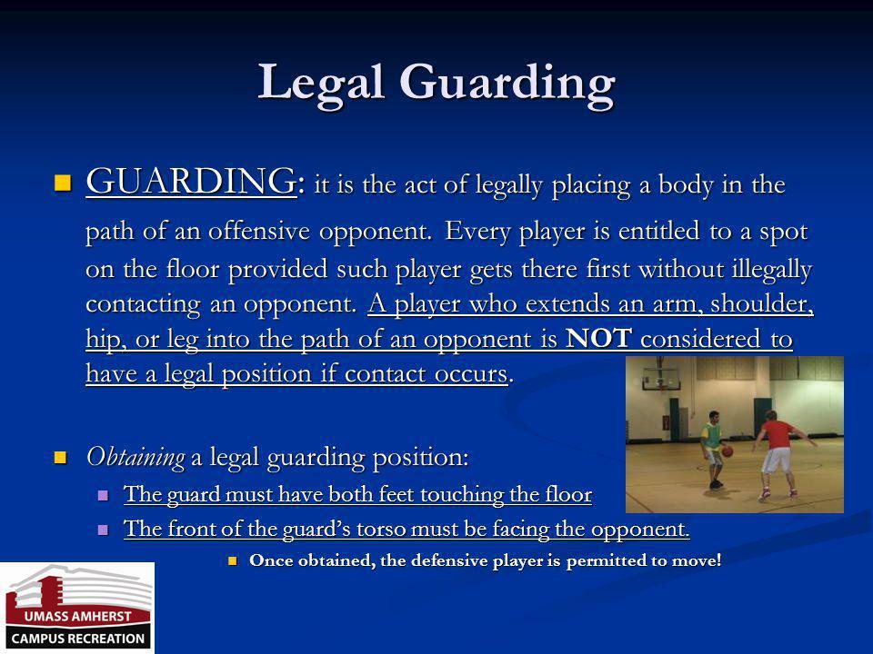 Legal Guarding