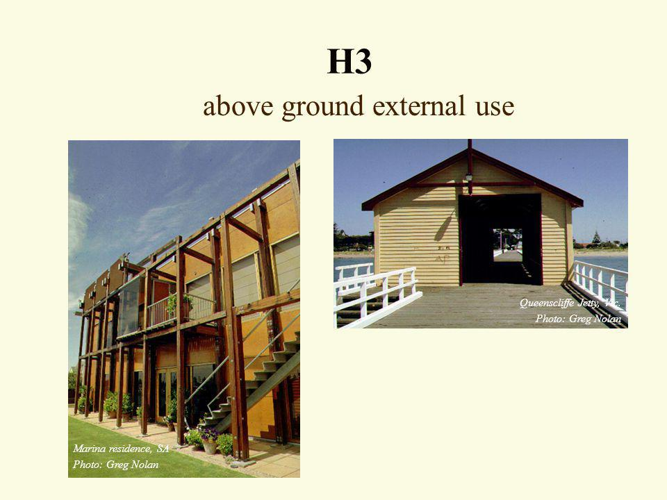 above ground external use