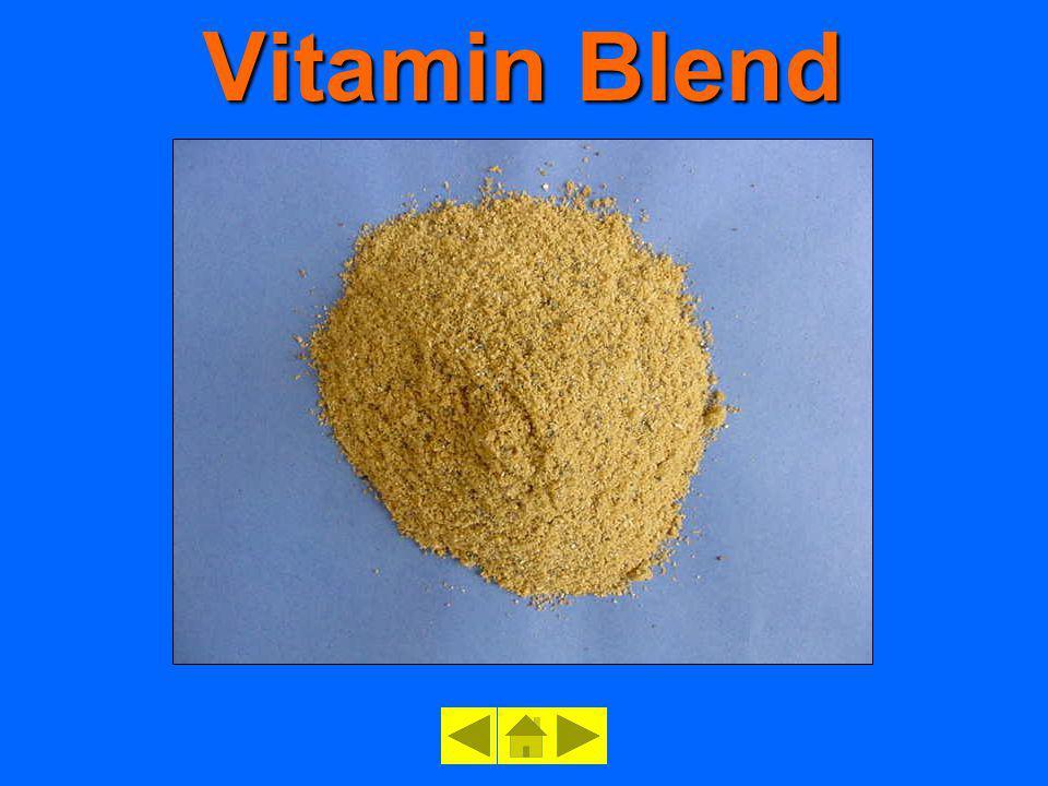 Vitamin Blend