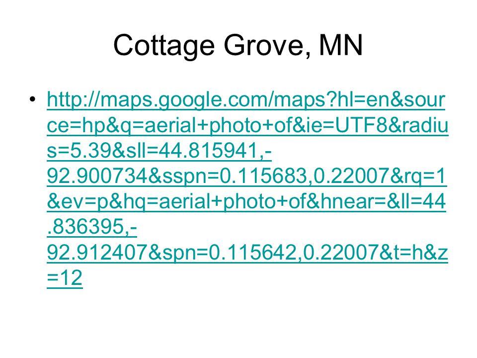 Cottage Grove, MN