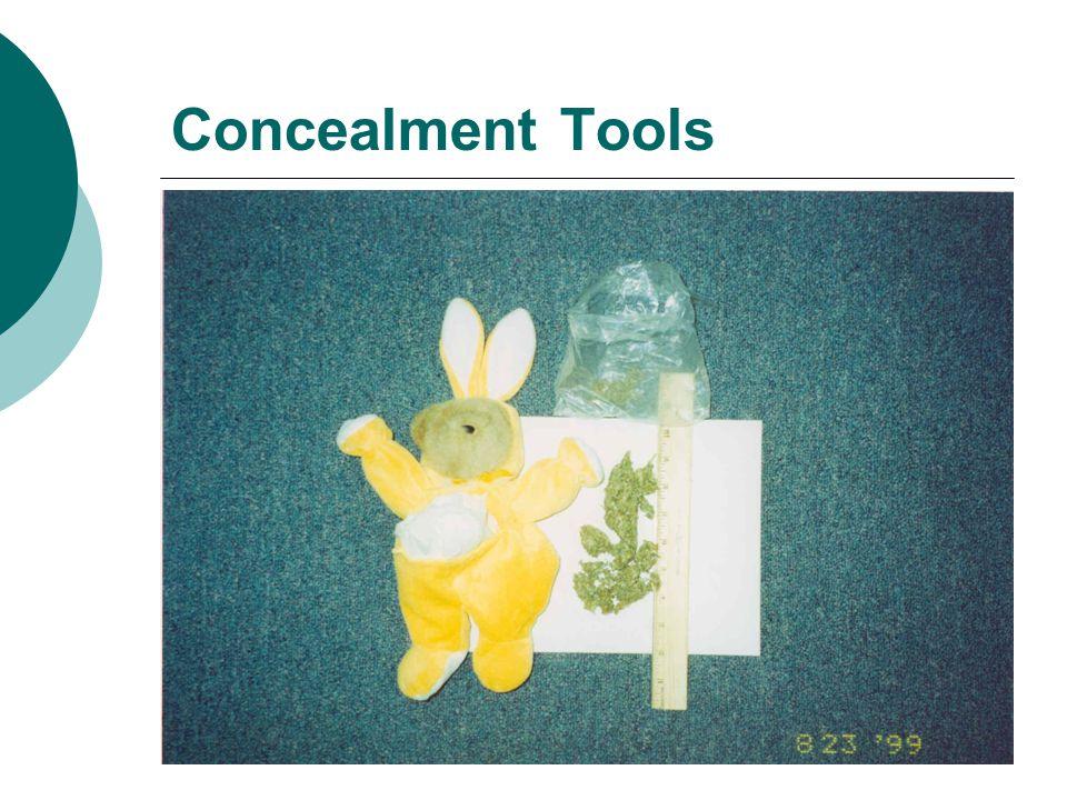 Concealment Tools