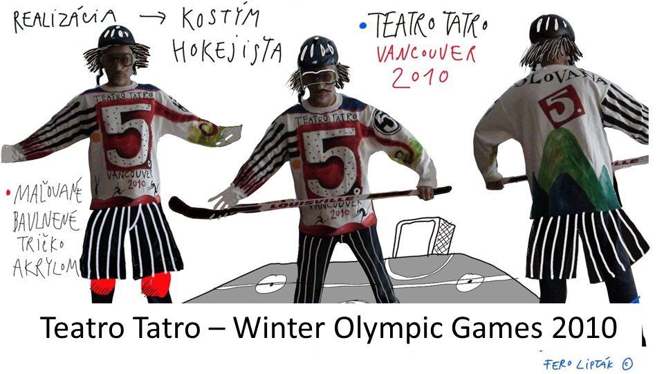 Teatro Tatro – Winter Olympic Games 2010
