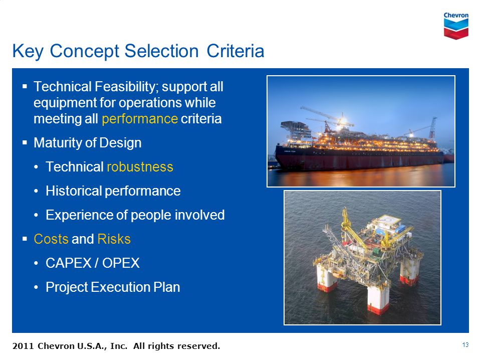 Key Concept Selection Criteria