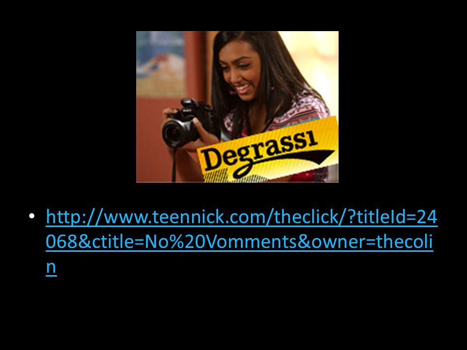 http://www. teennick. com/theclick/