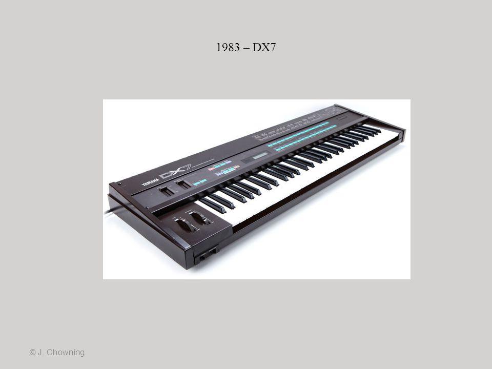 1983 – DX7