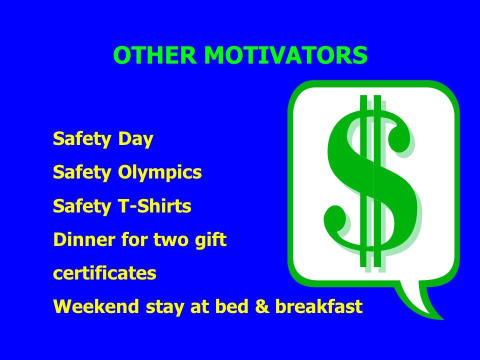 OTHER MOTIVATORS Safety Day Safety Olympics Safety T-Shirts