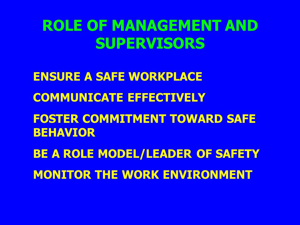 role of individuals in improving the environment How great managers motivate their employees fortunately, the manager controls the key environmental factors necessary to motivate employees the most significant factor the character and skill of individual managers.