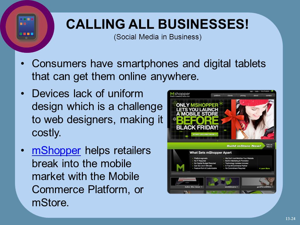 CALLING ALL BUSINESSES! (Social Media in Business)