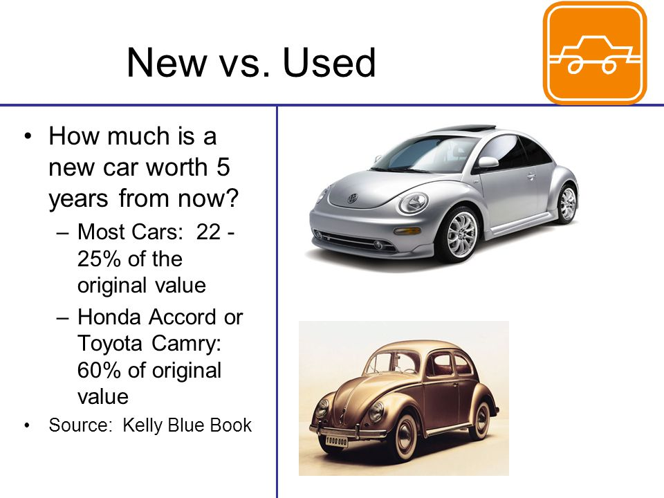 new vs used Bankratecom provides free auto loan calculators and advice on new car or used car decisions.