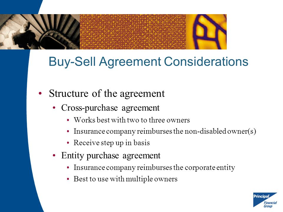 Buy-Sell Agreement Considerations
