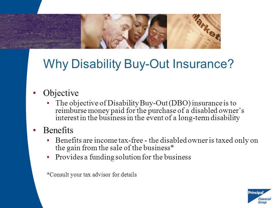 Why Disability Buy-Out Insurance