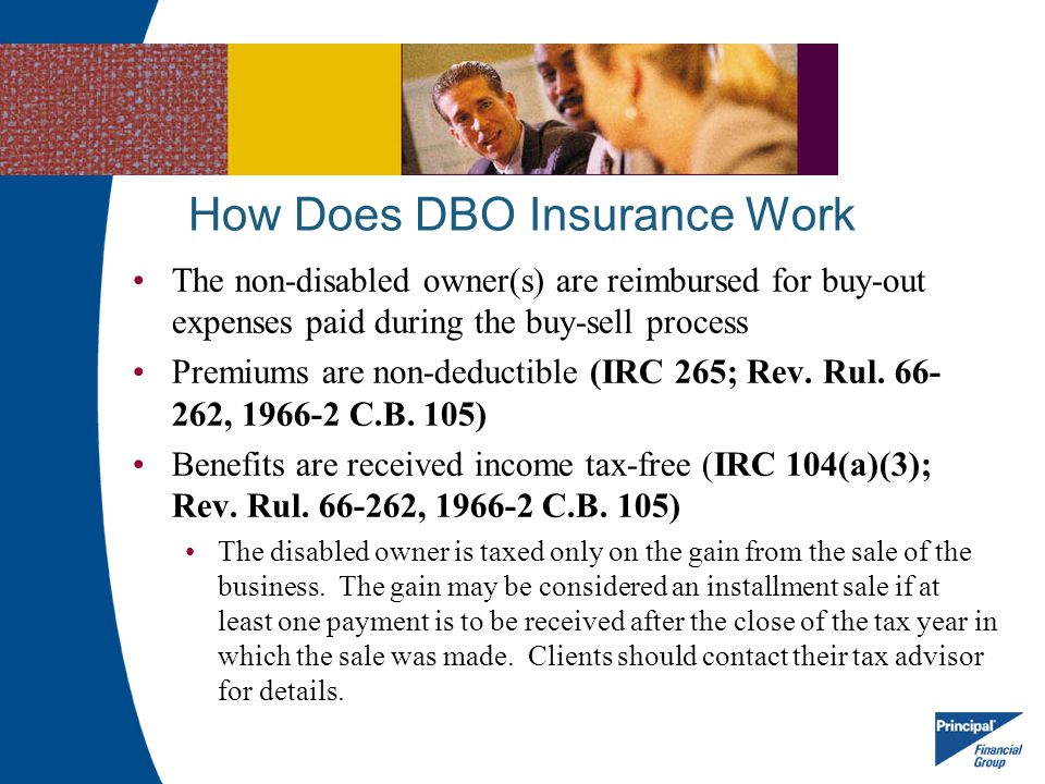 How Does DBO Insurance Work