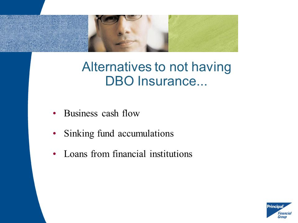 Alternatives to not having DBO Insurance...
