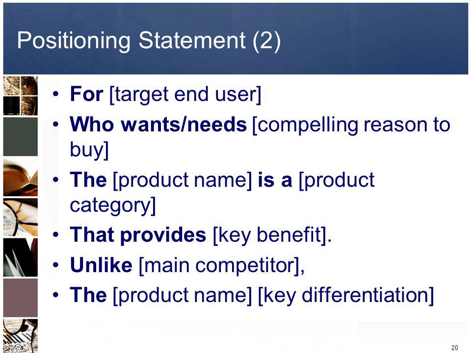Positioning Statement (2)