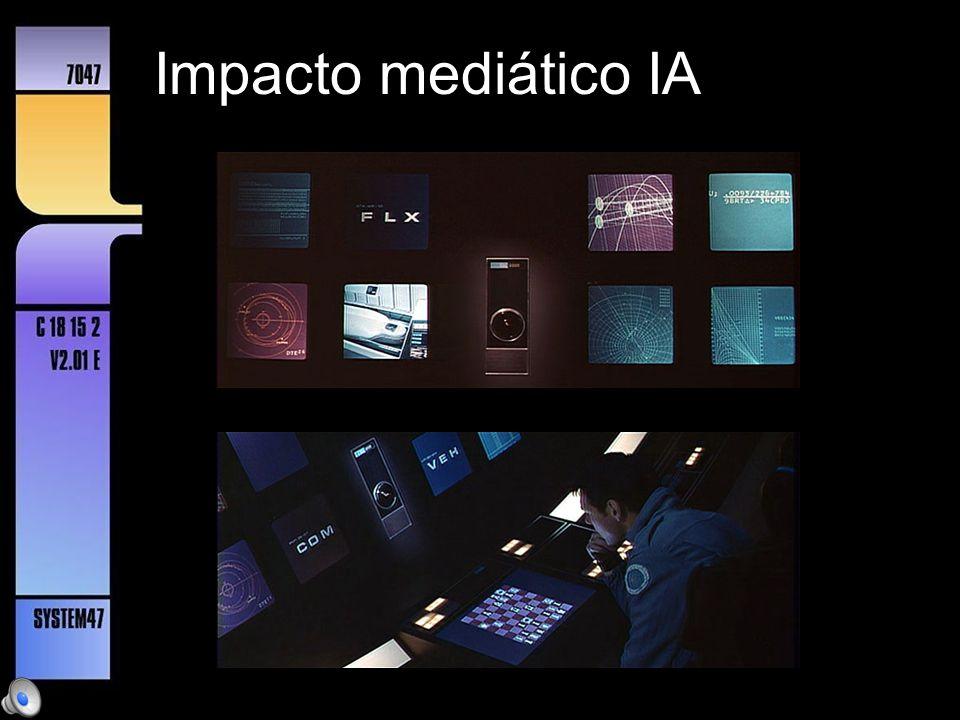 Impacto mediático IA