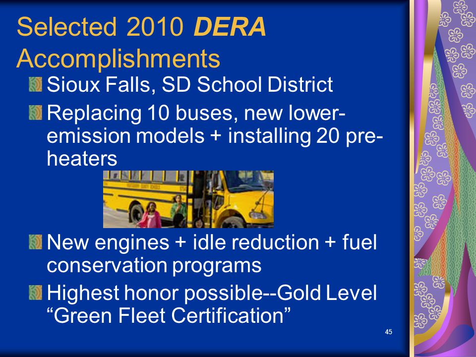 ARRA Success – Diesel Emissions Reduction Act (DERA), Decker, Montana