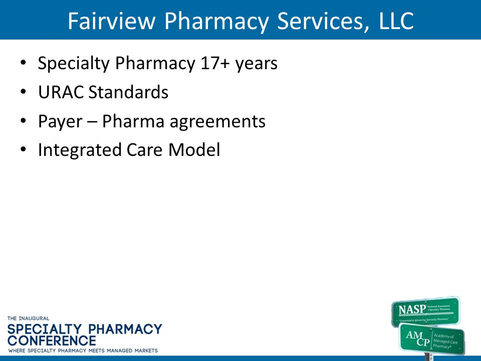 Fairview Pharmacy Services, LLC