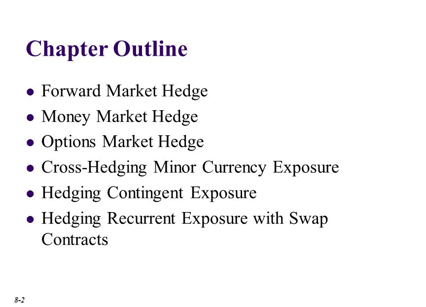Chapter Outline (continued)
