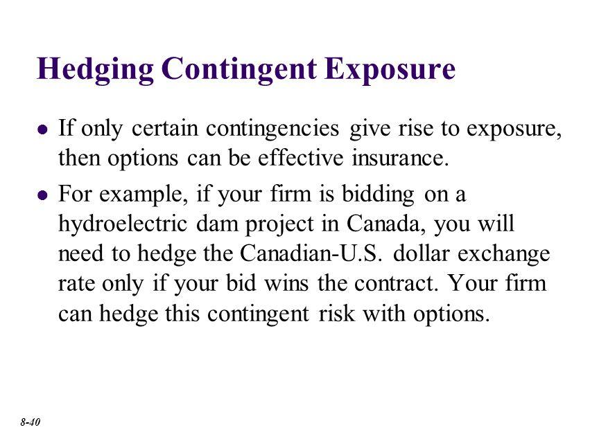 Hedging Recurrent Exposure with Swaps