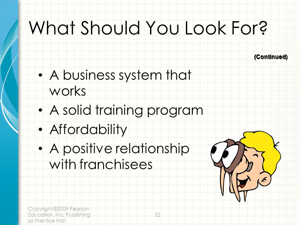 What Should You Look For