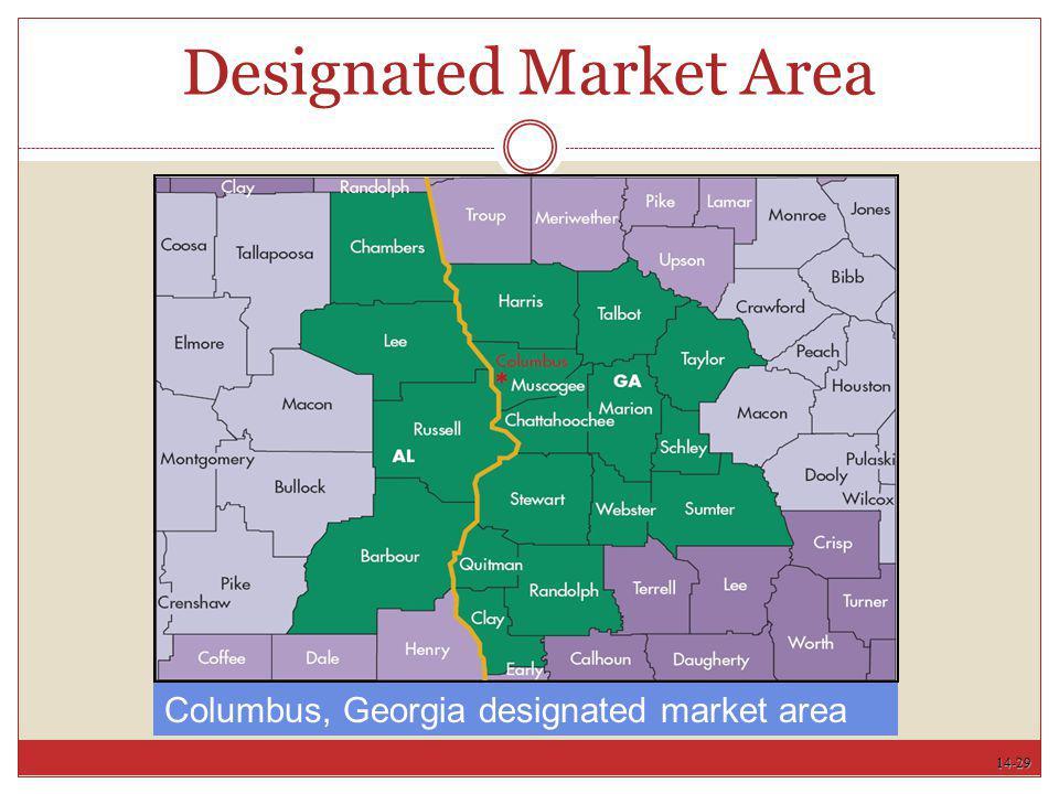 Designated Market Area