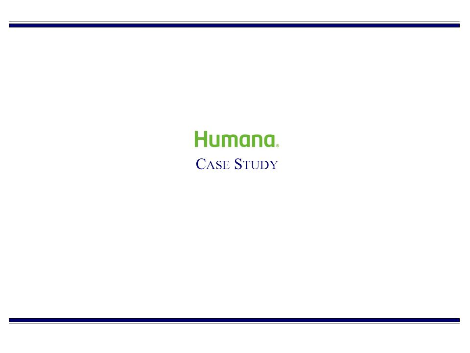 Humana: Healthy Investment Outlook