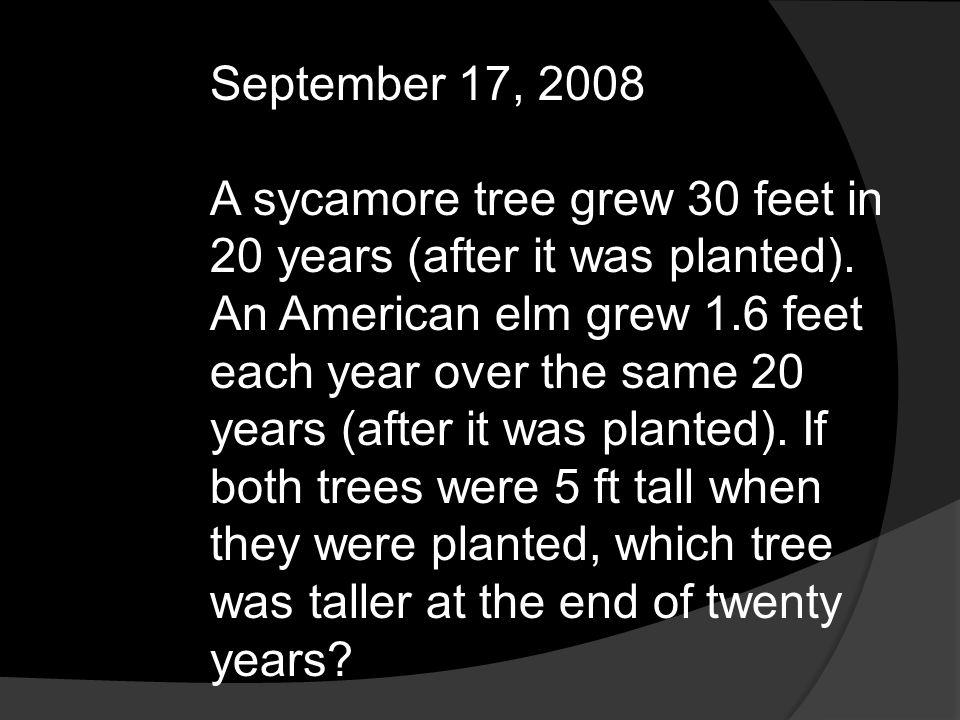 September 17, 2008
