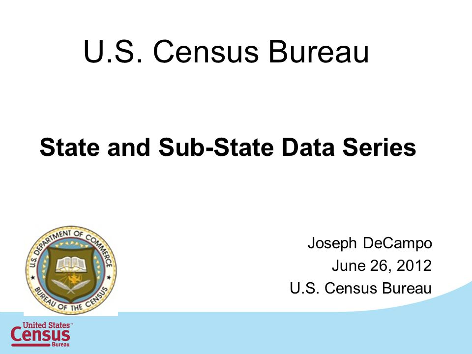U.S. Census Bureau Foreign Trade Division