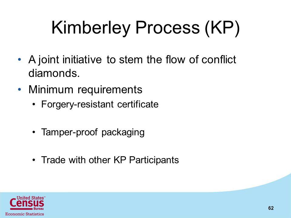 Kimberley Process (KP)