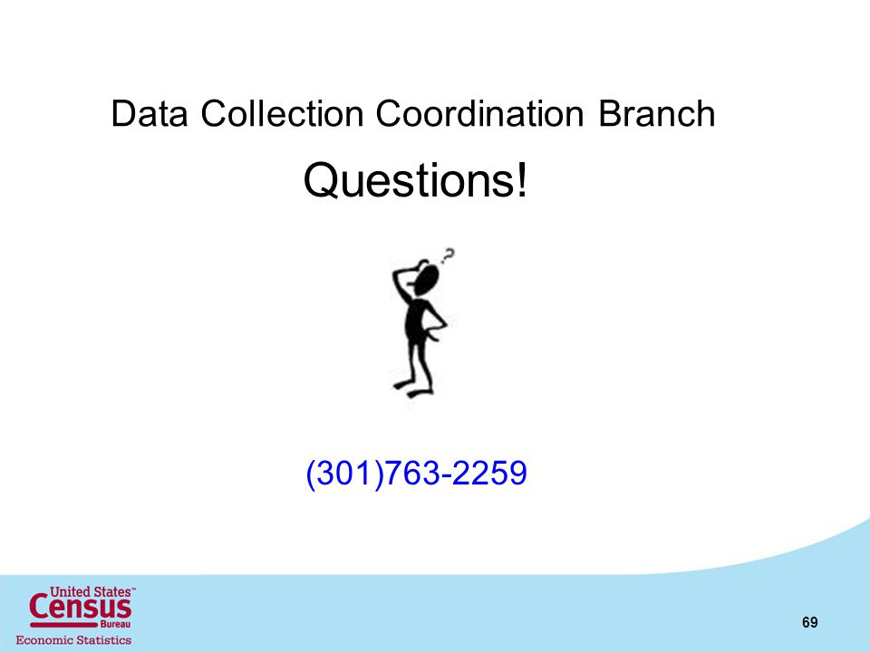 Data Collection Coordination Branch