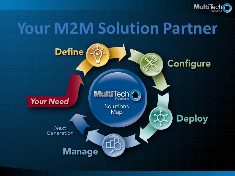 Your M2M Solution Partner