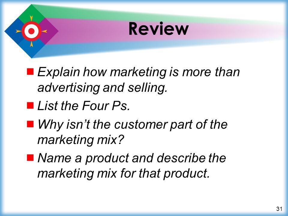 Ch. 1, Marketing Is Dynamic!