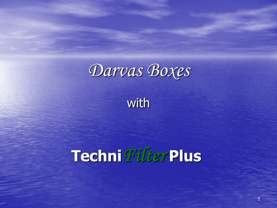 Darvas Boxes with TechniFilter Plus