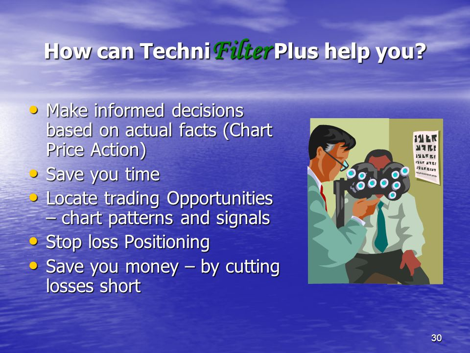 How can TechniFilter Plus help you
